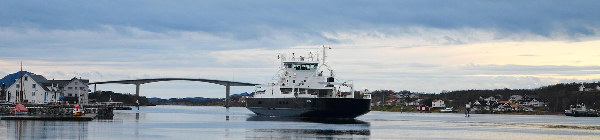 Transport til sjøs, på land og i luften