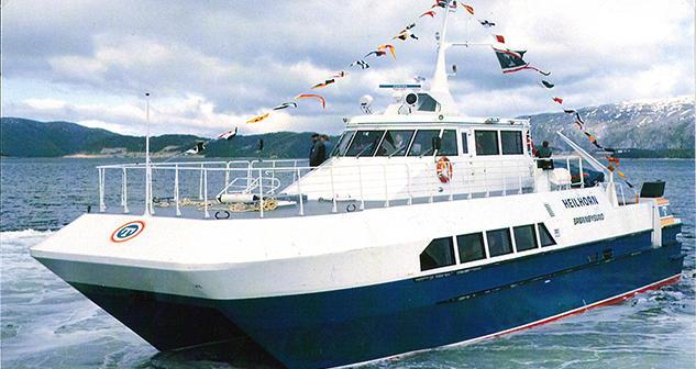 Samfunnsbåten Heilhorn