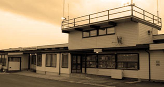 Flyplass Brønnøysund