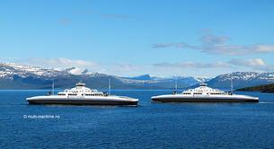 Torghatten Nord bestiller to gass- og batteriferger fra VARD i Norge.