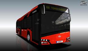 Norgesbuss skal teste elbuss i Oslo