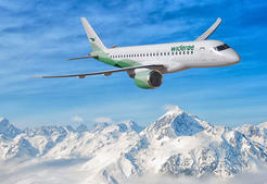 Widerøe kjøper nye jetfly