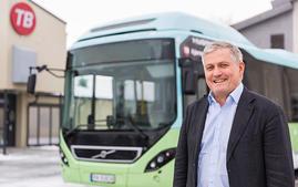 Bilde av Vidar Kjesbu, Administrerende direktør i Trønderbilene